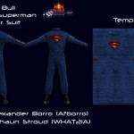 Red Bull Monaco Superman Driver Suit