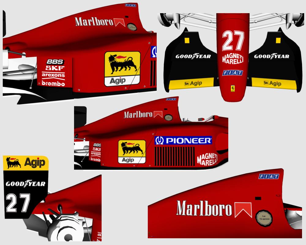 Ferrari 1994 Preview