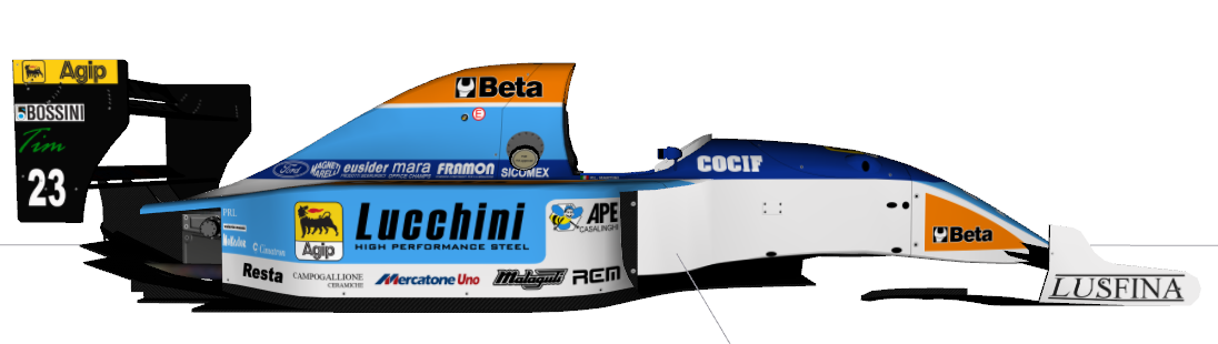 Deciphering the past minardi 1994 ctdp development blog