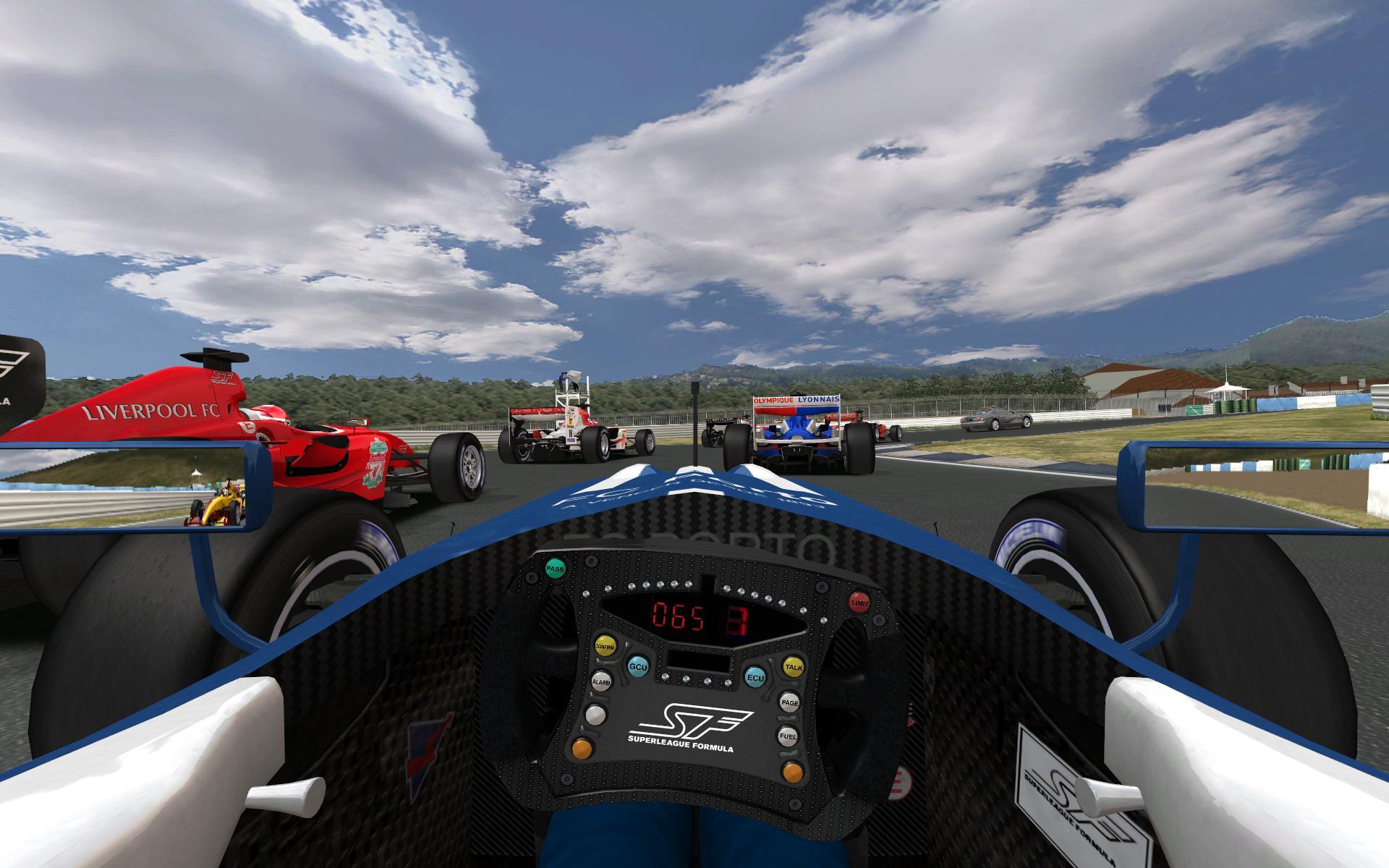 Superleague Formula Game price drop - CTDP Development Blog